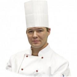 Czapka kucharska Premium h...