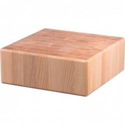 Kloc masarski drewniany...
