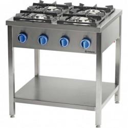 Kuchnia gazowa, 4...