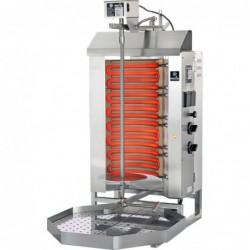 Gyros kebab grill...